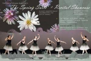 Spring Suite Postcard